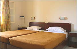 Family apartment - Bedroom