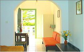 Standard apartment - Living-room