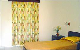 Standard apartment - Bedroom