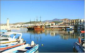 Rethymnon: By the Venetian port